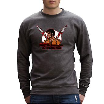 The Dorne Vipers Prince Oberyn Martell Red Viper Game of Thrones Men's Sweatshirt