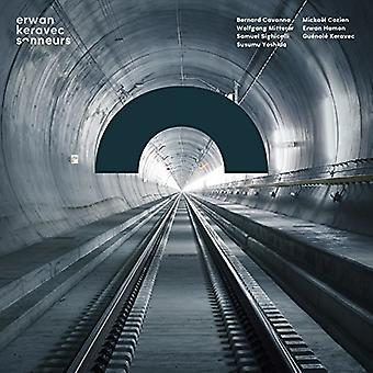 Erwan Keravec - Sonneurs [CD] USA importerer