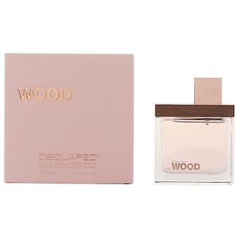 Dsquared She Wood Vapo Edp 50 Ml (Woman , Perfume , Women´s Perfumes)