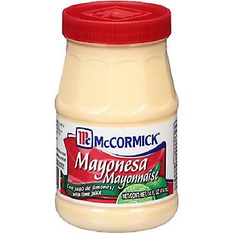 McCormick Mayonesa Mayonnaise with Lime Juice