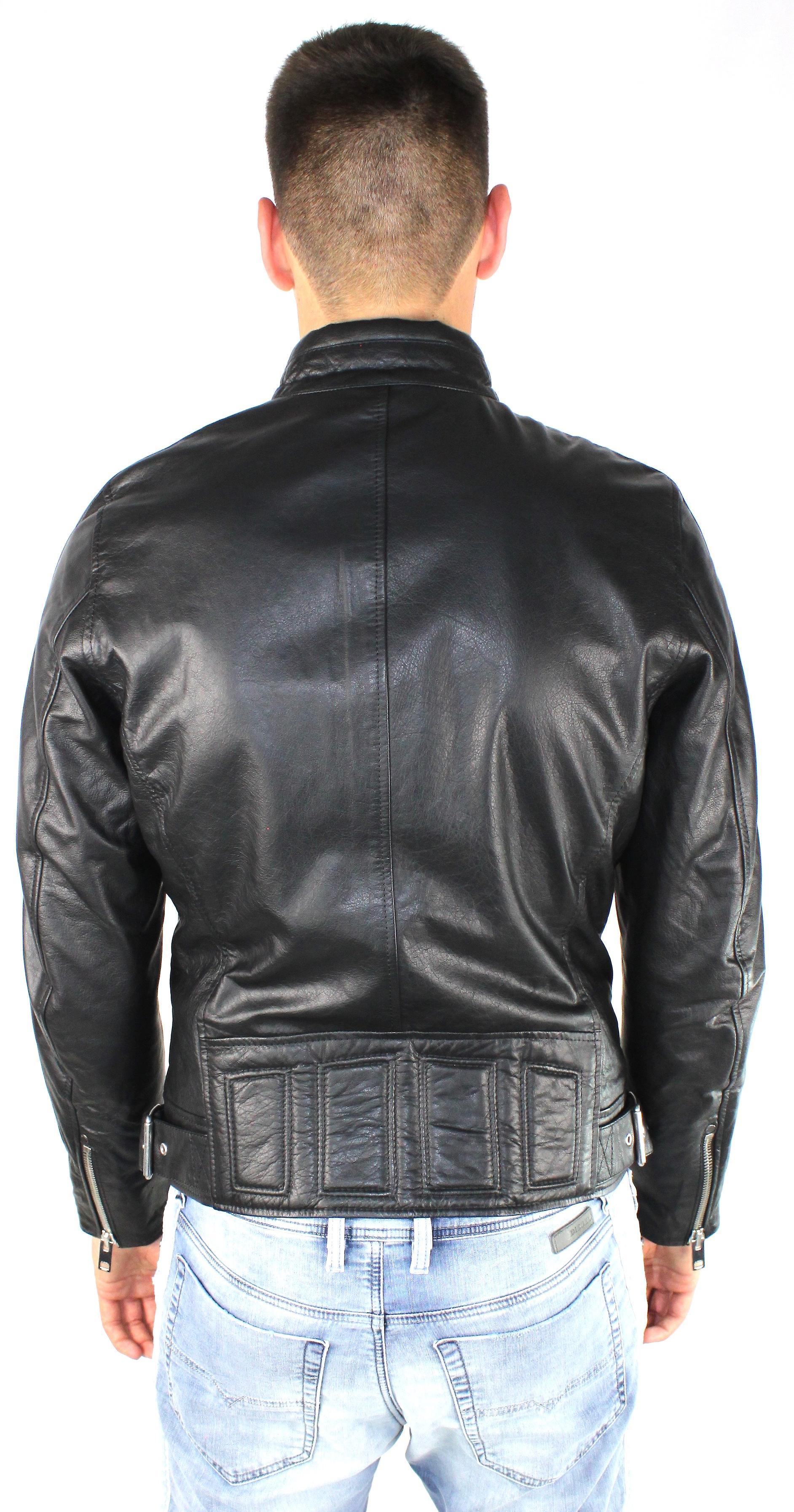 डीजल एल रीड ९०० चमड़े की जैकेट