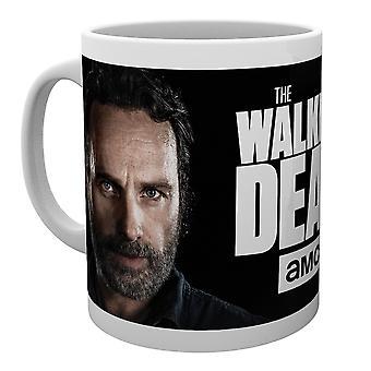 Il camminare morto Rick e Neegan Mug