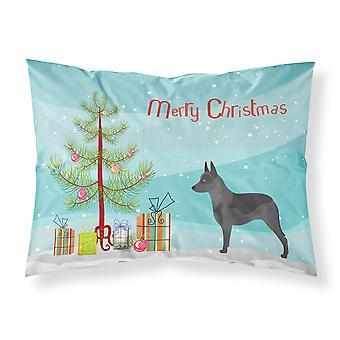 Australian Cattle Dog Weihnachten Stoff Standard Kissenbezug