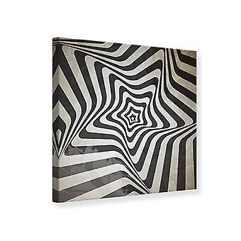 Lærred Print abstrakte bevægelser