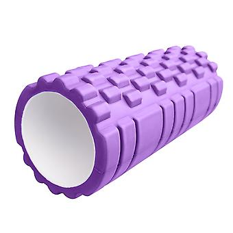 Kabalo - 1 x PURPLE Textured Exercise / Yoga Foam Roller for Gym Pilates Physio Trigger Point