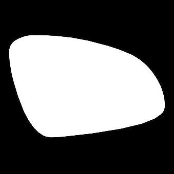 Right Stick-On Mirror Glass for Opel ASTRA Sports Tourer 2010-2017