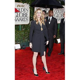 Julia Roberts At Arrivals For The 67Th Annual Golden Globes Awards - Arrivals Beverly Hilton Hotel Beverly Hills Ca January 17 2010 Photo By Jef