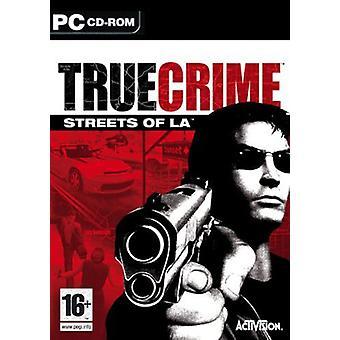 True Crime gatorna i LA (PC)