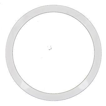 TW STEEL Marc Coblen Edition bezel Ø 50 mm - 13A ceramic white