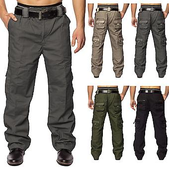 Cargo pants Jeans Loose Fit Chinos Cargo Pants Work Trousers Master Builder