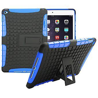 Cubierta protectora exterior híbrido caso Blau para Apple iPad 2 bolsas de aire