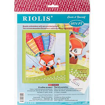 Riolis Stamped Cross Stitch Kit 6