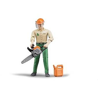Brother bworld forestry with accessories