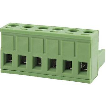 Degson Pin enclosure - cable Total number of pins 12 Contact spacing: 5.08 mm 2EDGK-5.08-12P-14-00AH 1 pc(s)