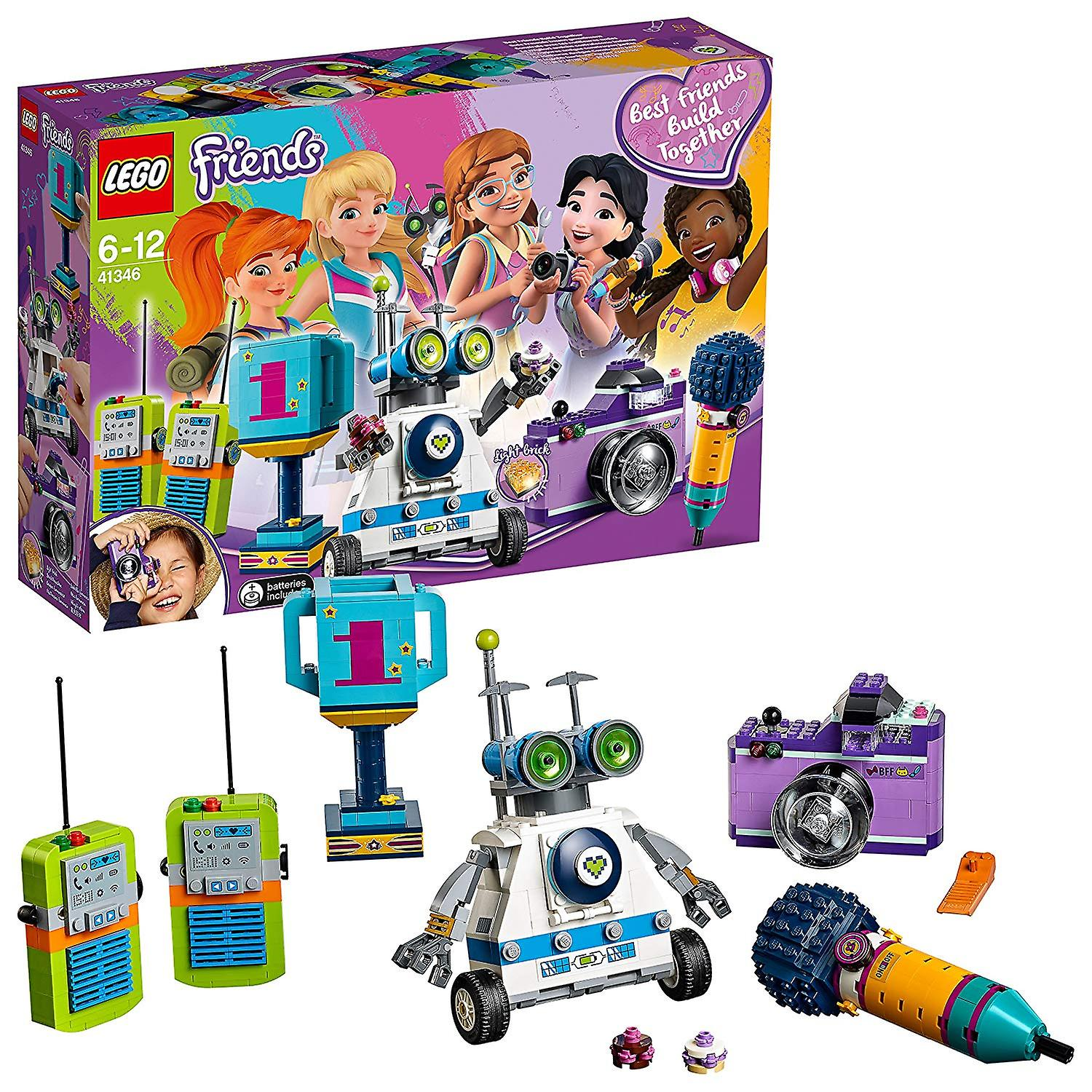 Lego Friends 41346 Heartlake Friendship Box Set