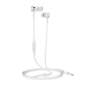 LANGSDOM R30 3.5 mm bas Stereo koptelefoon-wit