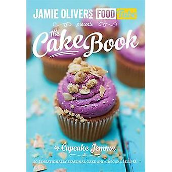 Jamie's Food Tube - The Cake Book by Cupcake Jemma - 9780718179205 Book
