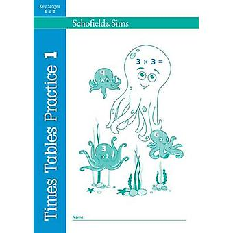 Times Tables Practice 1 by Ann Montague-Smith - 9780721713731 Book