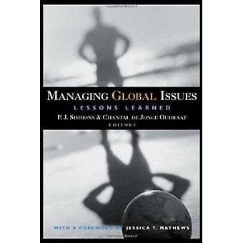Gestión de Chantal cuestiones globales - lecciones aprendidas por P.J. Simmons-