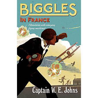 Biggles en Francia por W. E. Johns - libro 9781782950295
