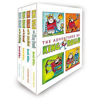 The Adventures of King Rollo by David McKee - 9781783444687 Book