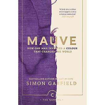 Mauve by Simon Garfield - 9781786892782 Book