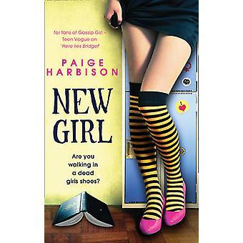 ペイジ ハービソン - 9781848450639 本で新しい女の子