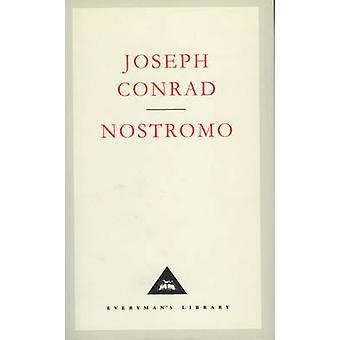 Nostromo av Joseph Conrad - Tony Tanner - 9781857150889 boka