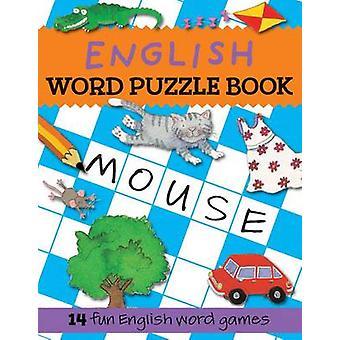 English Word Puzzle Book by Catherine Bruzzone - Rachel Croxon - Loui