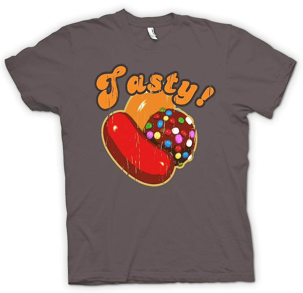 Womens T-shirt-savoureux - Candy Crush inspiré Gamer