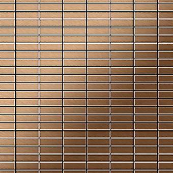 Metal mosaic Titanium ALLOY Cabin-Ti-AB