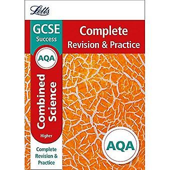 Letts GCSE Revision Success - New Curriculum � AQA GCSE Combined Science Higher Complete Revision & Practice (Letts GCSE 9-1 Revision Success)