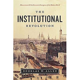 Institutionele revolutie: Meting en de economische opkomst van de moderne wereld