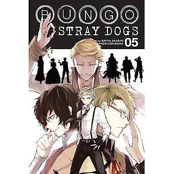 Cães vadios de Bungo, Vol. 5