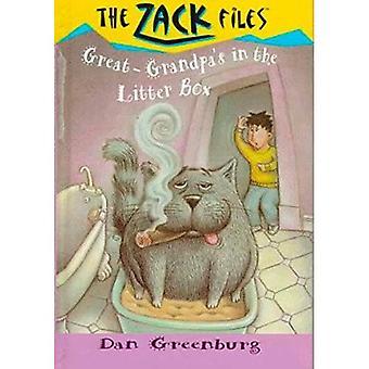 Zack Files 01: My Great-Grandpa's in the Litter Box