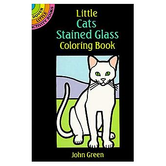Little Cats Stained Glass (Dover Little Activity Books)