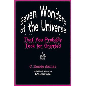 Syv underverker i universet som du sannsynligvis tok for gitt