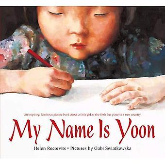 Je m'appelle Yoon