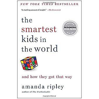 Maailman älykkäin lapset: ja miten he saivat näin