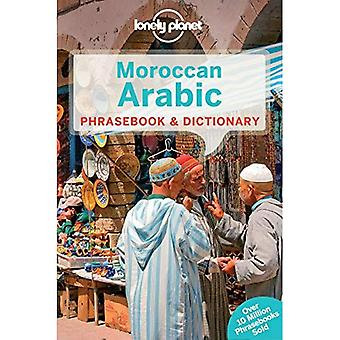 Lonely Planet Moroccan Arabic Phrasebook & Dictionary (Lonely Planet Phrasebook)