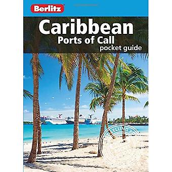 Berlitz: Caribbean Ports of Call Pocket Guide - Berlitz Pocket Guides