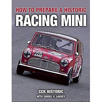 Jak przygotować Mini wyścigi zabytkowego