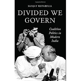 Divided We Govern: The Paradoxes of Power in Contemporary Indian Democracy