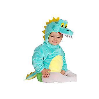 Disfraz cocodrilo niños pequeños