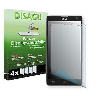 LG Optimus L9 II display - Disagu tank protector film protector