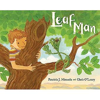 Leaf mannen