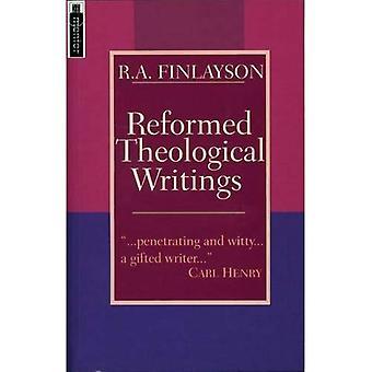 Théologie réformée: Les Collections des écrits de R.A.Finlayson