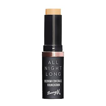 Barry M All Night Long Foundation Stick - Cookie
