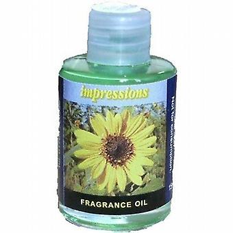 Es & M bella dolce fragranza olio 14Ml per tutti i bruciatori Feng Shui - metallo