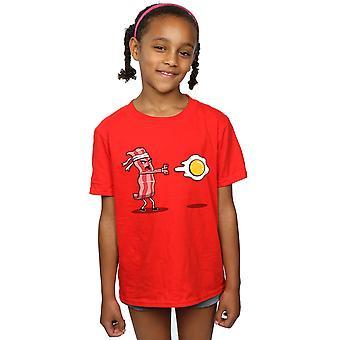 Vincent Trinidad Speck Fighter T-Shirt für Mädchen